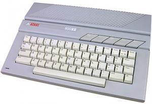 Atari 800 XE picture