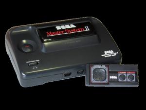 Sega Master System II (EU) picture