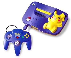 Nintendo Nintendo 64 picture