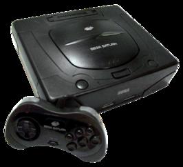 Sega Saturn picture