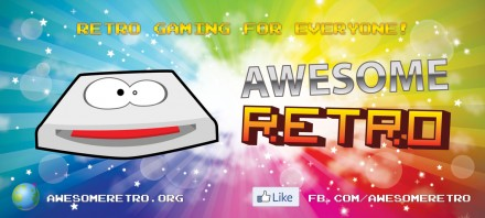 Awesome Retro Banner LowRes